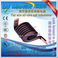 Quality Flat wire air-core coil inductance for sale