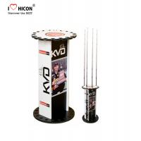 China Eye-catching New Customized Fishing Rod Rack Display Stand For Retail Stores on sale