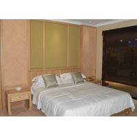 Best Japanese Style Modern Hotel Bedroom Furniture Ash Wood Guest Room Furniture Set wholesale