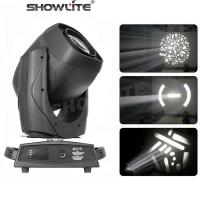 Quality OEM CMY+CTO Beam 440W 20r 3IN1 Moving Head Wash Light Spatkly Beam Wash Spot Stage Ligh for sale