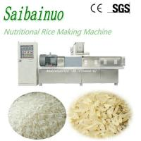 China Jinan Saibainuo Automatic Nutritional Instant Artificial Rice Making Machine on sale