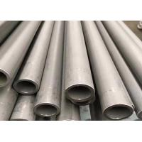 Quality ASTM A312 SS304l Austenitic Stainless Steel Pipe Seamless Pipe / Tube 89mm for sale