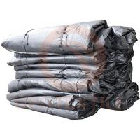 Quality Agriculture Geotextile Tubes Coastal Protection , High Tenacity Black Dewatering Filter Bag for sale