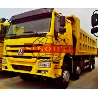 Quality Right / Left Hand Driving Heavy Duty Dump Truck Four Axle 50 Tons Max Capacity for sale