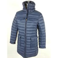 Best Ladies Sport Long Packable Lightweight Down Jacket M / L / XL wholesale