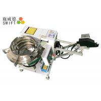 Quality Automatic Wire Tie Machine , Nylon Zip Tie Tool With PLC Control System for sale