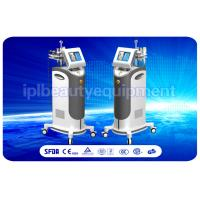 Quality 1200W ultrasonic cavitation and radiofrequency cellulite vacuum face slimming machine for sale