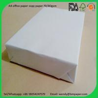 Quality 80GSM Colorful and white color Copy Paper Printer Paper with A4 Letter Size for sale