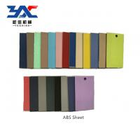 Quality abs sheet for luggage therforming in production for sale