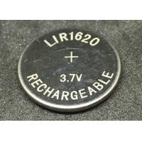 Quality Rechargeable  LIR1620Li Ion Button Cell 15mAh For Smart Wearable Device for sale