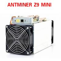 Quality 65db Bitmain Antminer Z9 mini hashrate 10k Sol/s miner with Equihash hashing algorithm for sale