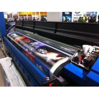 Quality 3.2M Inkjet Printer With Two DX5 Micro Piezo Print Head for Flex Banner for sale