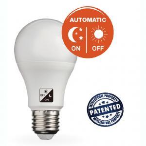 Quality Corridors On At Dusk Off At Dawn Light Bulbs Twilight Sensor Powerfrugal for sale
