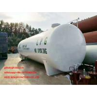 Quality China made Used Widely 20m3 Gas Storage Tank LPG Tank for Sale for sale