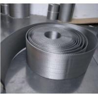 Quality stainless steel Reverse Dutch Woven wire mesh/steel wire mesh for plastic extrusion machine for sale