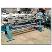 Quality 5 Tons Mechanical Unpowered Manual Decoiler for Roofing Cladding Roll Forming Machine for sale