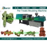 Best Dental Care Pet Injection Molding Machine / Pet Snacks Food Injection Molding Machine wholesale