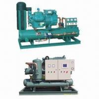 Quality Refrigeration Equipment, Water-cooled Condensing Unit for sale