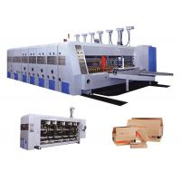 Quality High Speed multi Color Flexo Printing Machine for carton box for sale