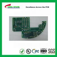 Buy cheap 6 Layer Circuit Board Multilayer Pcb Fabrication With 315X205MM Gold Pcb Board from wholesalers