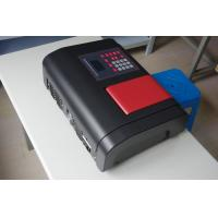 Visible Double Beam COD Spectrophotometer Cosmetic Automatic wavelength adjustment