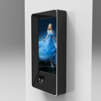 Quality 21.7inches HD Screen Android build-in Kiosk Dual Core 2.41GHz Processor for sale