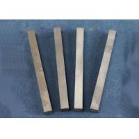 Quality Costum Tungsten Carbide Strips / Hard Alloy Strip High Wear Resistance for sale