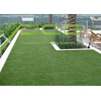 Quality PE Made Evergreen Commercial Artificial Grass UV Resistant With 30mm Pile Height for sale