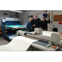 Offset Printing Blanket CNC Cutting Table Production Making Machine