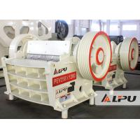 Quality Mining Crushing Equipment Jaw Rock Crusher in Stone Crusher Plant for sale