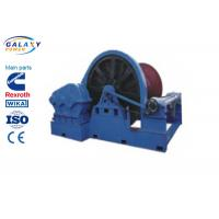 Quality Road Bridge Project Large Winch 100-650KN For Factory Mine Engineering Steel Installation for sale