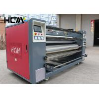 Quality 1.7m Roller Sublimation Heat Transfer Printing Machine For Textile Printing for sale