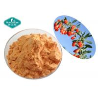 Quality Organic Red Wolfberry Fruit And Vegetable Powder / Freeze Dried Goji Berry Powder for sale