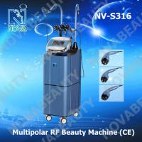 Best Nova NV-S316 Professional non surgical face lift &skin tightening radio wave frequency beauty machine,CE approval. wholesale