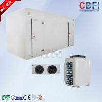 Quality 50mm - 200mm Thickness Commercial Freezer Room , Cold Room Chiller With Imported Compressor for sale