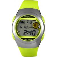 Quality Sports Chronograph Digital Womens Watches / Quartz Stainless Steel Wristwatch for sale