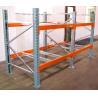 Buy cheap Safe Teardrop Racking System Large Scale Galvanized / Powder Coating Finishing from wholesalers