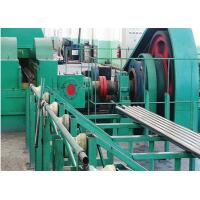 Quality Seamless Stainless Steel Pipe Making Machine , Three Roller Pipe Cold Rolling Mill for sale