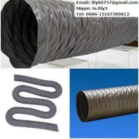 Quality Laminated PVC Tarpaulin for Air Duct Hose/Ventilation Duct for sale