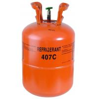 Quality HFC-407 Mixed Refrigerant Gas in 926L Tank for sale