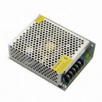 Quality LED Power Supply with 24V DC Output Voltage and 72W Power, CE Certified, RoHS Directive-compliant for sale