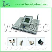 Quality GSM LCD Alarm System, Well SEC WL1013 for sale