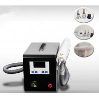 Quality Protable Nd. yag laser for carbon black peelings & tattoo removal for sale