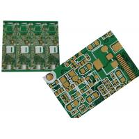 Quality FR4 Immersion Gold PCB Prototype Board 1.6mm Impedance Control for sale