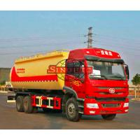 Quality 25 - 35 Cubic Meters Cement Transport Truck, 6X4 / 8x4 Bulk Tank Truck for sale