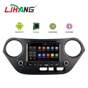 Quality Original Car User Interface Hyundai I30 Navigation Gps Dvd Player With Radio Tuner for sale
