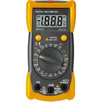 Best YH103 Fuse Protection Digital Multimeter Calibrator , LCD 2000 Counts wholesale