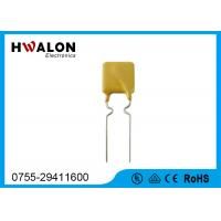 Quality 1A 2A 5A 12A Overload Protect PPTC Thermistor Fuse For CUP/IC equipment for sale