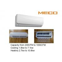 Quality Super Slim Wall Air Conditioning Units , 600CFM Water Cooled Fan Coil Unit for sale