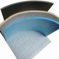 Quality Heat Insulation Material with EPE Coating and 1 to 5 mm Thicknesses, Suitable for Wall and Roof for sale